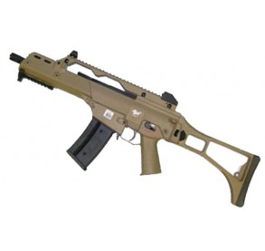g608 desert w/battery and charger evolution airsoft (JG)