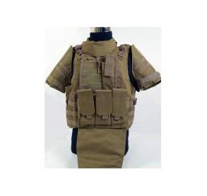 Chaleco FSBE II Tan