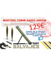 MORTERO 70MM HADES ARROW