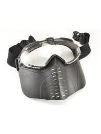 mascara con ventilador
