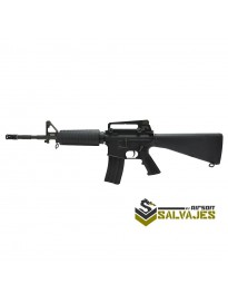 replica  LCT LR-16 FIXED STOCK BLOWBACK