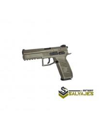 Pistola CZ P-09 FDE