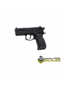 Replica Pistola CZ 75D Compact - 6 mm Gas