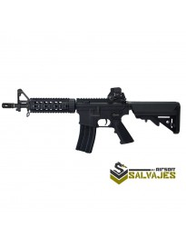 replica  LCT LR16 FIXED STOCK-CQB BLOWBACK