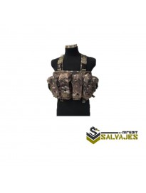 Chaleco AK Chest Ring Multicam
