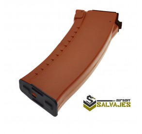LCT PK-249 LCK74 130RDS MAGAZINE (ORANGE)