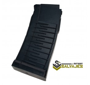 LCT PK-280 VSS VINTOREZ / AS VAL 100RDS MAGAZINE (BLACK)