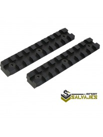 LCT PK-307 KEYMOD RAIL PANEL (100MM)
