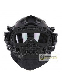 casco pj de proteccion