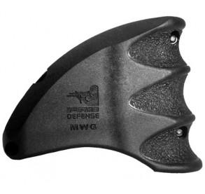 Antideslizante Grip cargador tipo MAGPULL Mako negro