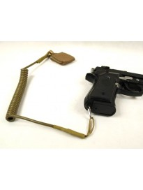 Correa sujeccion seguridad para pistola Tan
