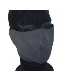 Protecciones Mascara Neopreno Negra
