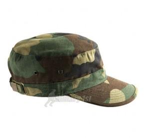 Patrol cap  woodland
