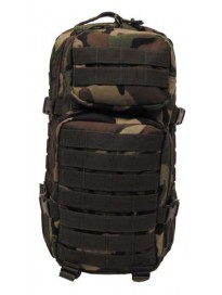 "Mochila ""Assault I"", woodland"