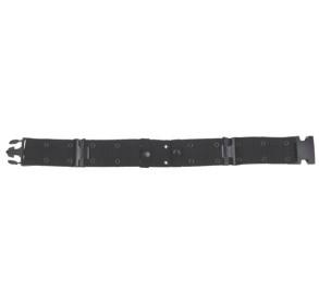 Cinturón tipo US para pistola negra