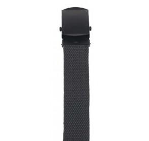 Cinturón 30mm, O.D., hebilla de metal