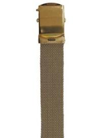 cinturon 30mm, Tan, hebilla de metal