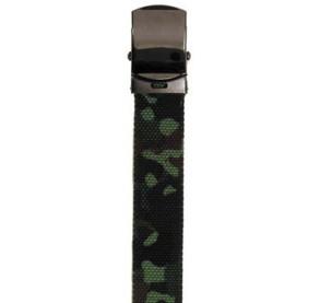 Cinturón 30mm, felcktarn, hebilla de metal