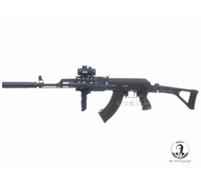 Kalashnikov AK47 Tactical culata plegable