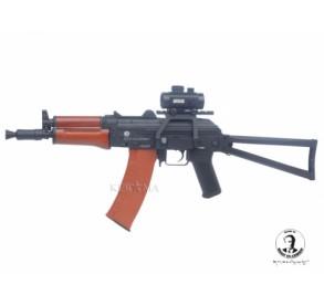 Kalashnikov AKS74U Full Metal / Madera