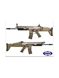scar-l cqb fde recoil type