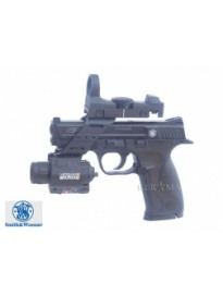 pistola Smith & Wesson M&P 40 Kaki (CO2)