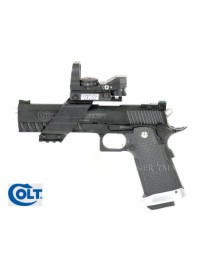 Colt 2009 Rail Blowback Full Metal