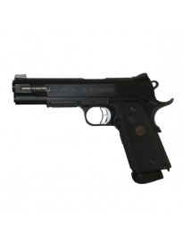 Pistola CO2 Colt 1911 Blackwater
