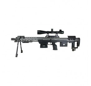 DSR1 Gas Gun with scope